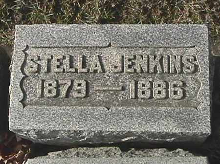 JENKINS, STELLA - Champaign County, Ohio   STELLA JENKINS - Ohio Gravestone Photos