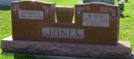 ADKINS JONES-GILBERT, MISSOURI ELTA - Champaign County, Ohio | MISSOURI ELTA ADKINS JONES-GILBERT - Ohio Gravestone Photos
