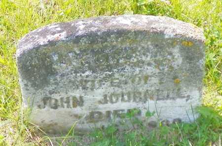 JOURNELL, LYDIA - Champaign County, Ohio | LYDIA JOURNELL - Ohio Gravestone Photos