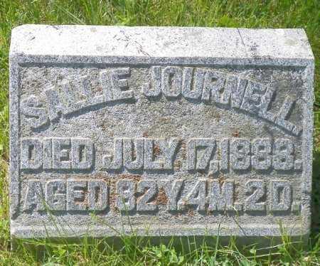 JOURNELL, SALLIE - Champaign County, Ohio | SALLIE JOURNELL - Ohio Gravestone Photos