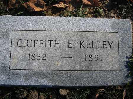 KELLEY, GRIFFITH E. - Champaign County, Ohio | GRIFFITH E. KELLEY - Ohio Gravestone Photos