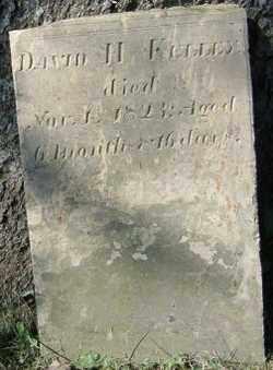 KELLY, DAVID H - Champaign County, Ohio   DAVID H KELLY - Ohio Gravestone Photos