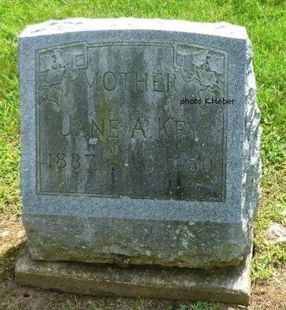 BASKIN KEY, JANE ANN - Champaign County, Ohio | JANE ANN BASKIN KEY - Ohio Gravestone Photos