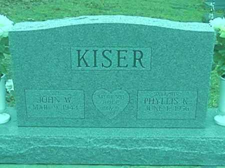 KISER, INFANT SON - Champaign County, Ohio | INFANT SON KISER - Ohio Gravestone Photos