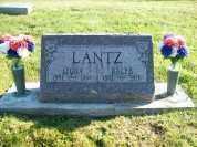 LANTZ, LEONA - Champaign County, Ohio   LEONA LANTZ - Ohio Gravestone Photos