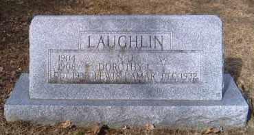 LAUGHLIN, N. J. - Champaign County, Ohio | N. J. LAUGHLIN - Ohio Gravestone Photos
