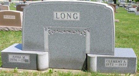 ABBOTT LONG, ANNA MAY - Champaign County, Ohio | ANNA MAY ABBOTT LONG - Ohio Gravestone Photos