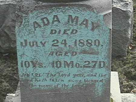 LOUDENBACK, ADA MAY - Champaign County, Ohio | ADA MAY LOUDENBACK - Ohio Gravestone Photos