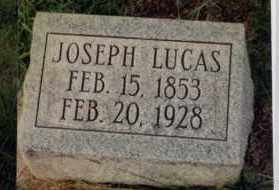 LUCAS, JOSEPH JAMES - Champaign County, Ohio | JOSEPH JAMES LUCAS - Ohio Gravestone Photos