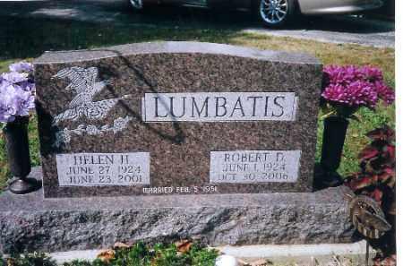 LUMDATIS, HELEN H. - Champaign County, Ohio | HELEN H. LUMDATIS - Ohio Gravestone Photos