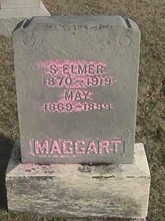 MAGGART, MAY - Champaign County, Ohio | MAY MAGGART - Ohio Gravestone Photos