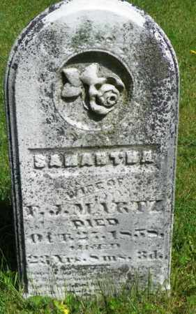 MARTZ, SAMANTHA - Champaign County, Ohio   SAMANTHA MARTZ - Ohio Gravestone Photos