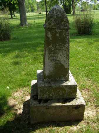 GILBERT MCCONNAHA, ALICE - Champaign County, Ohio | ALICE GILBERT MCCONNAHA - Ohio Gravestone Photos
