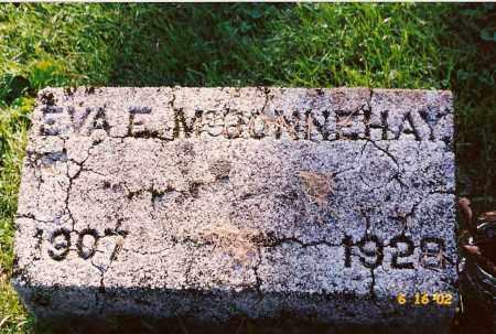MCCONNEHAY, EVA E. - Champaign County, Ohio | EVA E. MCCONNEHAY - Ohio Gravestone Photos