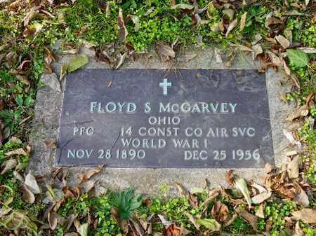 MCGARVEY, FLOYD S. - Champaign County, Ohio | FLOYD S. MCGARVEY - Ohio Gravestone Photos