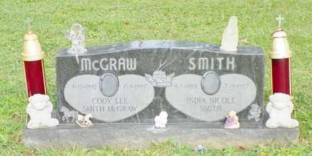 SMITH, INDIA NICOLE - Champaign County, Ohio | INDIA NICOLE SMITH - Ohio Gravestone Photos
