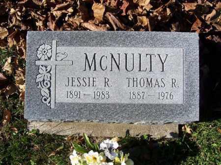 MCNULTY, JESSIE - Champaign County, Ohio | JESSIE MCNULTY - Ohio Gravestone Photos