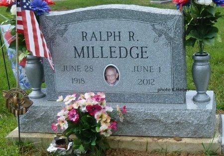 MILLEDGE, RALPH RICHARD - Champaign County, Ohio   RALPH RICHARD MILLEDGE - Ohio Gravestone Photos