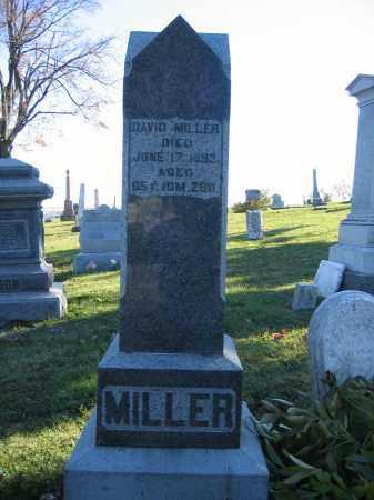 MILLER, ARIETTA - Champaign County, Ohio | ARIETTA MILLER - Ohio Gravestone Photos