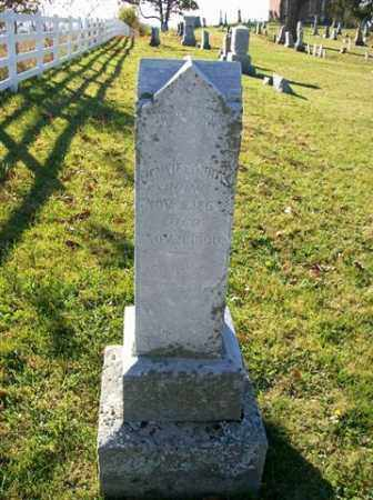 MOOTS, JENNIE - Champaign County, Ohio   JENNIE MOOTS - Ohio Gravestone Photos