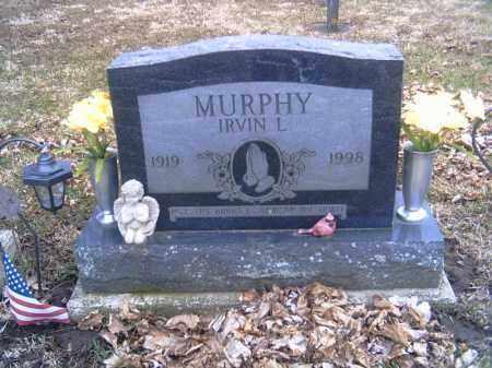MURPHY, IRVIN I. - Champaign County, Ohio   IRVIN I. MURPHY - Ohio Gravestone Photos