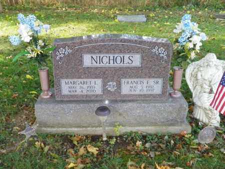 NICHOLS, FRANCES E. - Champaign County, Ohio | FRANCES E. NICHOLS - Ohio Gravestone Photos