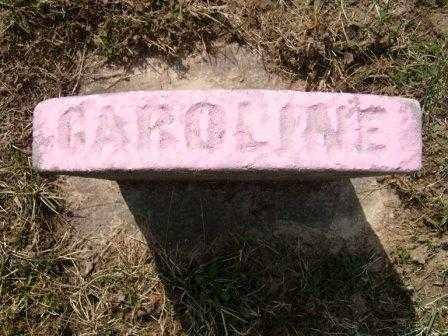 NORMAN, CAROLINE - Champaign County, Ohio | CAROLINE NORMAN - Ohio Gravestone Photos