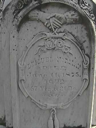 NORMAN, LEMUEL - Champaign County, Ohio   LEMUEL NORMAN - Ohio Gravestone Photos