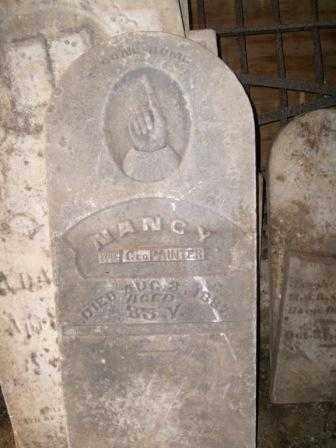 PAINTER, NANCY - Champaign County, Ohio | NANCY PAINTER - Ohio Gravestone Photos