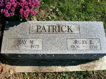 PATRICK, RAY M. - Champaign County, Ohio | RAY M. PATRICK - Ohio Gravestone Photos