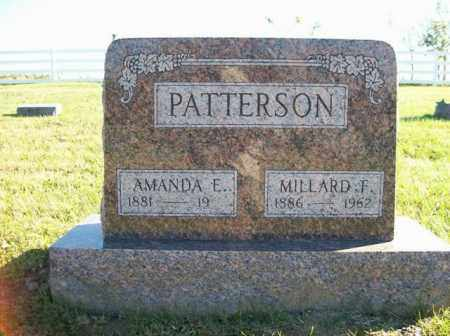 PATTERSON, MILLARD F. - Champaign County, Ohio | MILLARD F. PATTERSON - Ohio Gravestone Photos