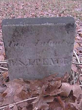PENCE, INFANTS - Champaign County, Ohio   INFANTS PENCE - Ohio Gravestone Photos