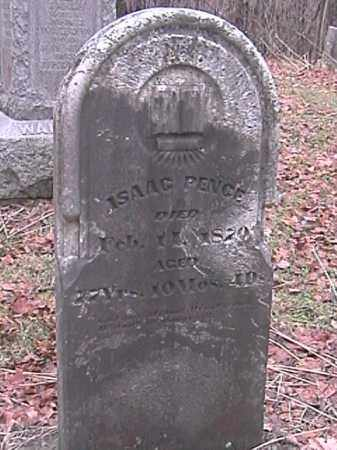 PENCE, ISAAC - Champaign County, Ohio | ISAAC PENCE - Ohio Gravestone Photos