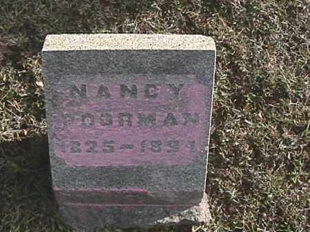 NICHOLS POORMAN, NANCY - Champaign County, Ohio | NANCY NICHOLS POORMAN - Ohio Gravestone Photos