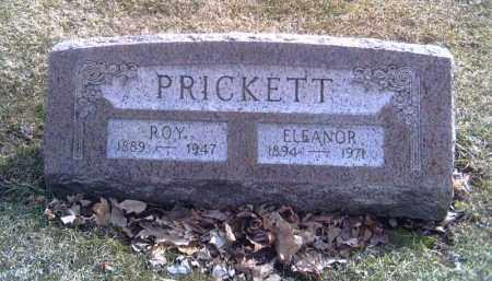 BROWN PRICKETT, ELEANOR - Champaign County, Ohio | ELEANOR BROWN PRICKETT - Ohio Gravestone Photos