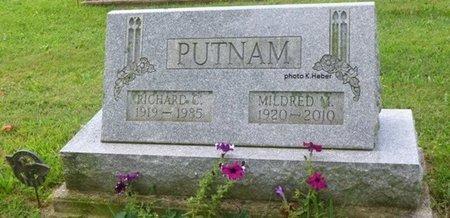 "BASEORE PUTNAM, MILDRED MAXINE ""MADDY"" - Champaign County, Ohio | MILDRED MAXINE ""MADDY"" BASEORE PUTNAM - Ohio Gravestone Photos"