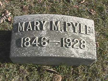 SPEECE PYLE, MARY MARGARET - Champaign County, Ohio | MARY MARGARET SPEECE PYLE - Ohio Gravestone Photos