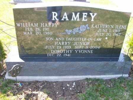 RAMEY, KATHERYN ILENE - Champaign County, Ohio | KATHERYN ILENE RAMEY - Ohio Gravestone Photos