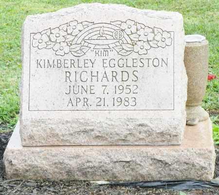 EGGLESTON RICHARDS, KIMBERLEY - Champaign County, Ohio | KIMBERLEY EGGLESTON RICHARDS - Ohio Gravestone Photos