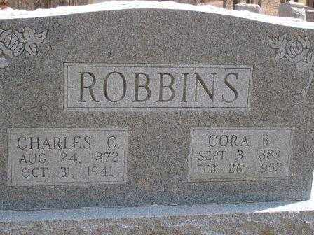 ROBBINS, CHARLES C. - Champaign County, Ohio   CHARLES C. ROBBINS - Ohio Gravestone Photos