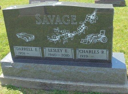 ADAMS SAVAGE, LESLEY ELIZABETH - Champaign County, Ohio | LESLEY ELIZABETH ADAMS SAVAGE - Ohio Gravestone Photos