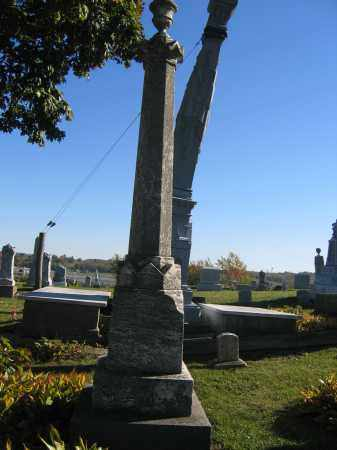 SEAMAN, FRANK B. - Champaign County, Ohio | FRANK B. SEAMAN - Ohio Gravestone Photos