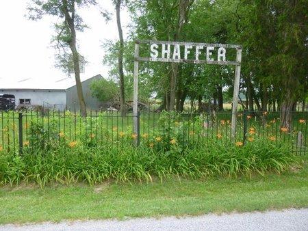 SHAFFER, ELIZABETH - Champaign County, Ohio   ELIZABETH SHAFFER - Ohio Gravestone Photos
