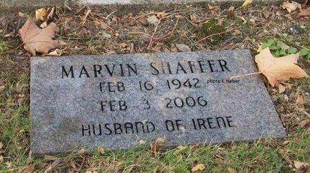 SHAFFER, MARVIN JERALD - Champaign County, Ohio | MARVIN JERALD SHAFFER - Ohio Gravestone Photos