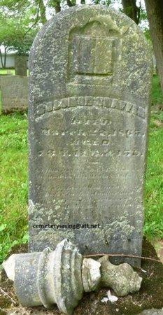 SHAFFER, SOLOMAN - Champaign County, Ohio   SOLOMAN SHAFFER - Ohio Gravestone Photos