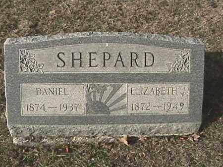 SHEPARD, DANIEL - Champaign County, Ohio | DANIEL SHEPARD - Ohio Gravestone Photos