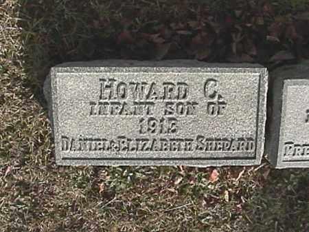 SHEPARD, HOWARD C. - Champaign County, Ohio | HOWARD C. SHEPARD - Ohio Gravestone Photos