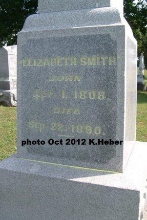 BANKS SMITH, ELIZABETH - Champaign County, Ohio | ELIZABETH BANKS SMITH - Ohio Gravestone Photos