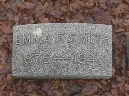 SMITH, EMMA FRANCES - Champaign County, Ohio | EMMA FRANCES SMITH - Ohio Gravestone Photos