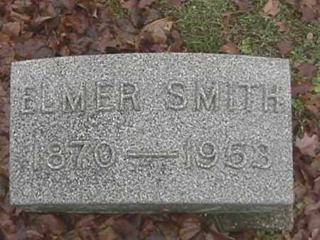 SMITH, ELMER - Champaign County, Ohio | ELMER SMITH - Ohio Gravestone Photos